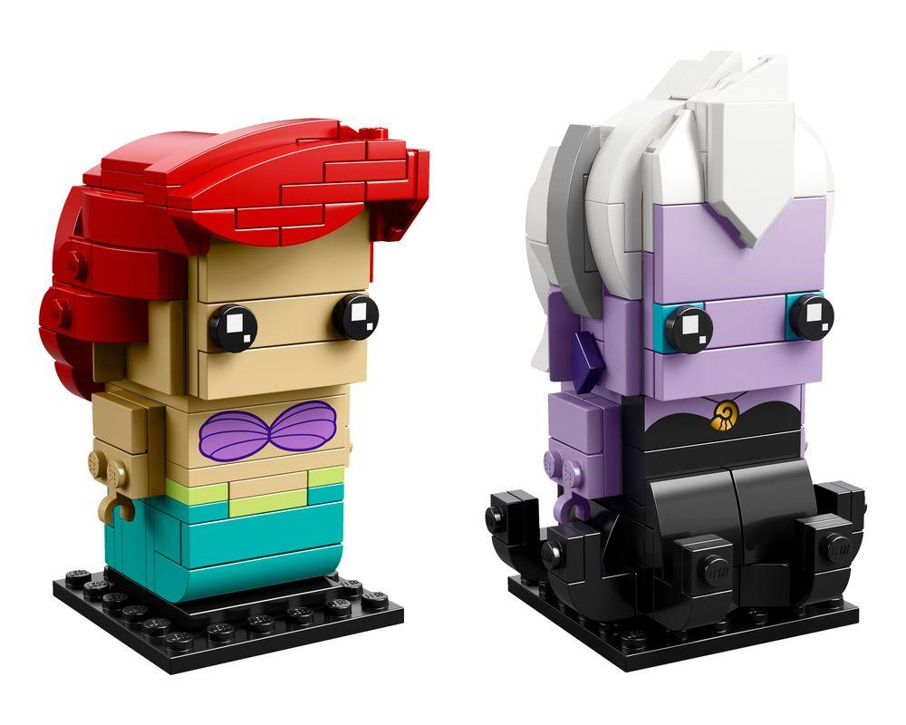 LEGO Set 41623-1 Ariel & Ursula (LEGO - Model)