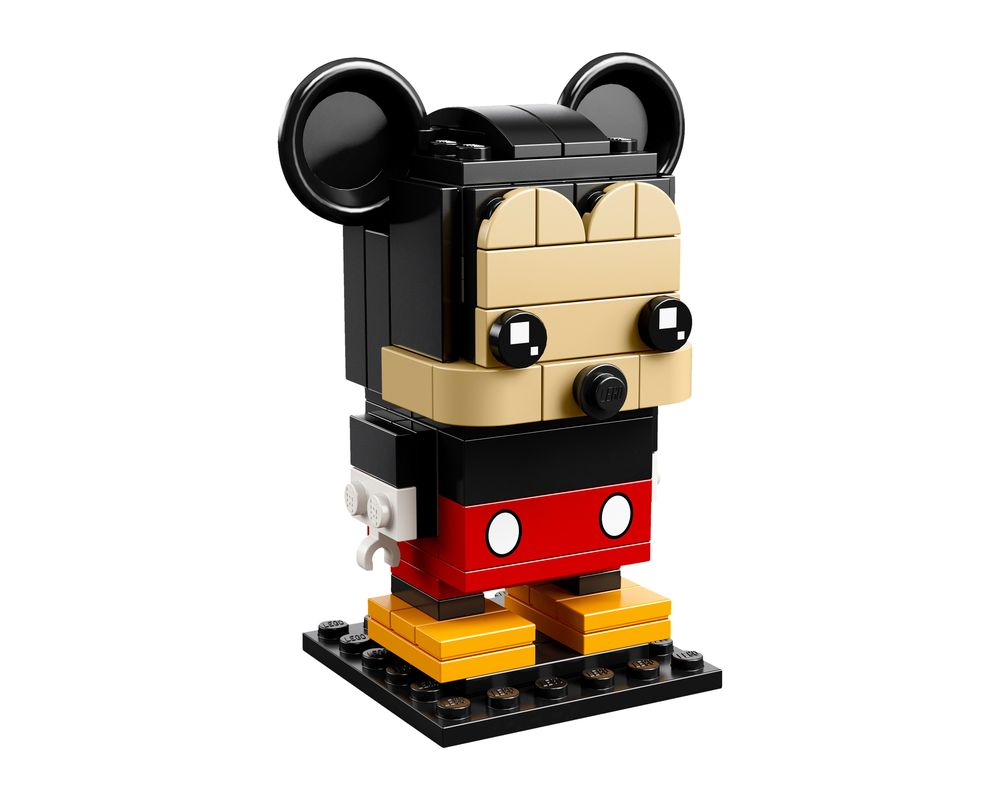 LEGO Set 41624-1 Mickey Mouse (LEGO - Model)
