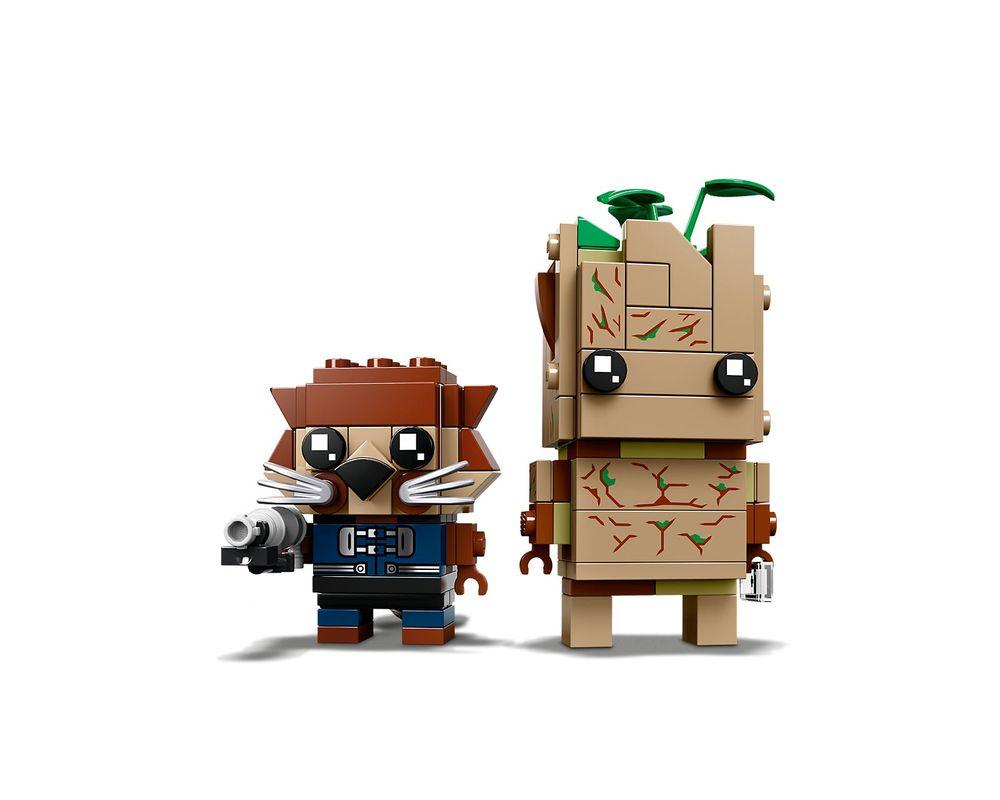 LEGO Set 41626-1 Groot & Rocket