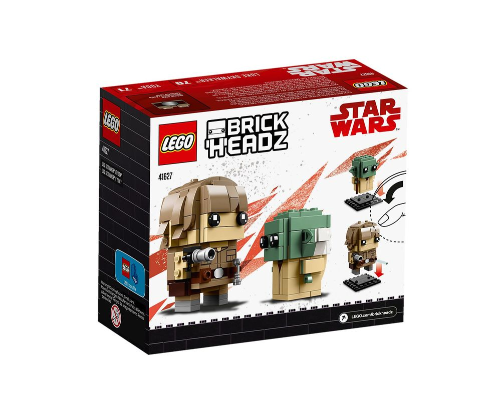 LEGO Set 41627-1 Luke Skywalker & Yoda