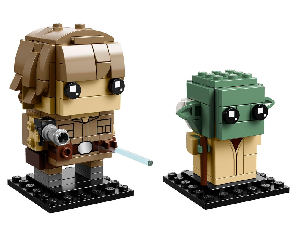 LEGO Set 41627-1 Luke Skywalker & Yoda (LEGO - Model)