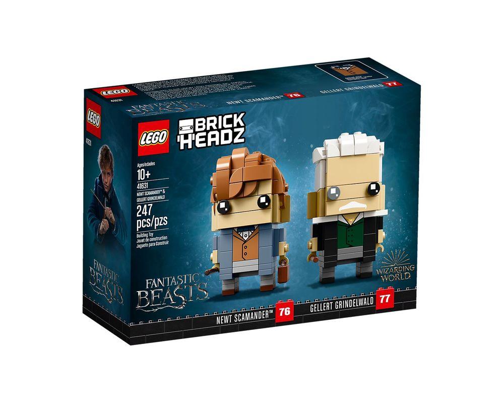 LEGO Set 41631-1 Newt Scamander & Gellert Grindelwald