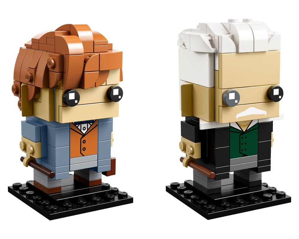 LEGO Set 41631-1 Newt Scamander & Gellert Grindelwald (Model - A-Model)