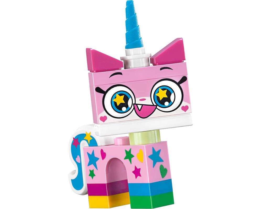 LEGO Set 41775-1 Rainbow Unikitty (LEGO - Model)