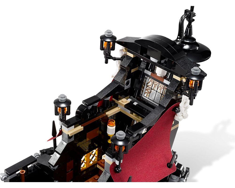 LEGO Set 4195-1 Queen Anne's Revenge