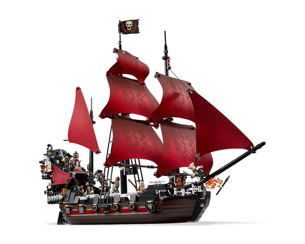 LEGO Set 4195-1 Queen Anne's Revenge (LEGO - Model)