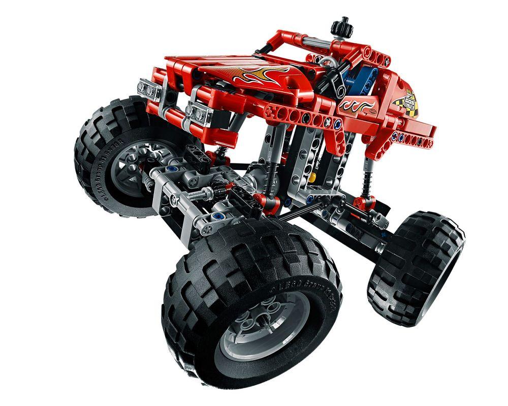 LEGO Set 42005-1 Monster Truck