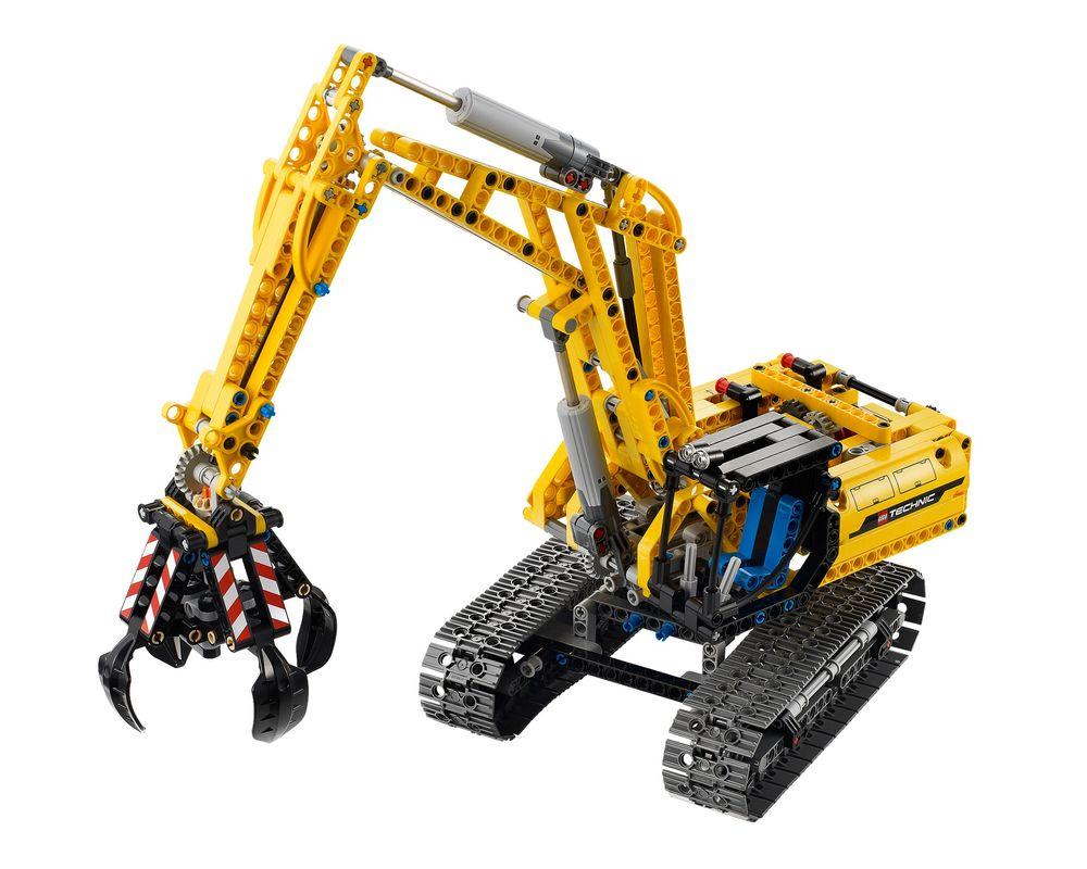 LEGO Set 42006-1 Excavator (LEGO - Model)