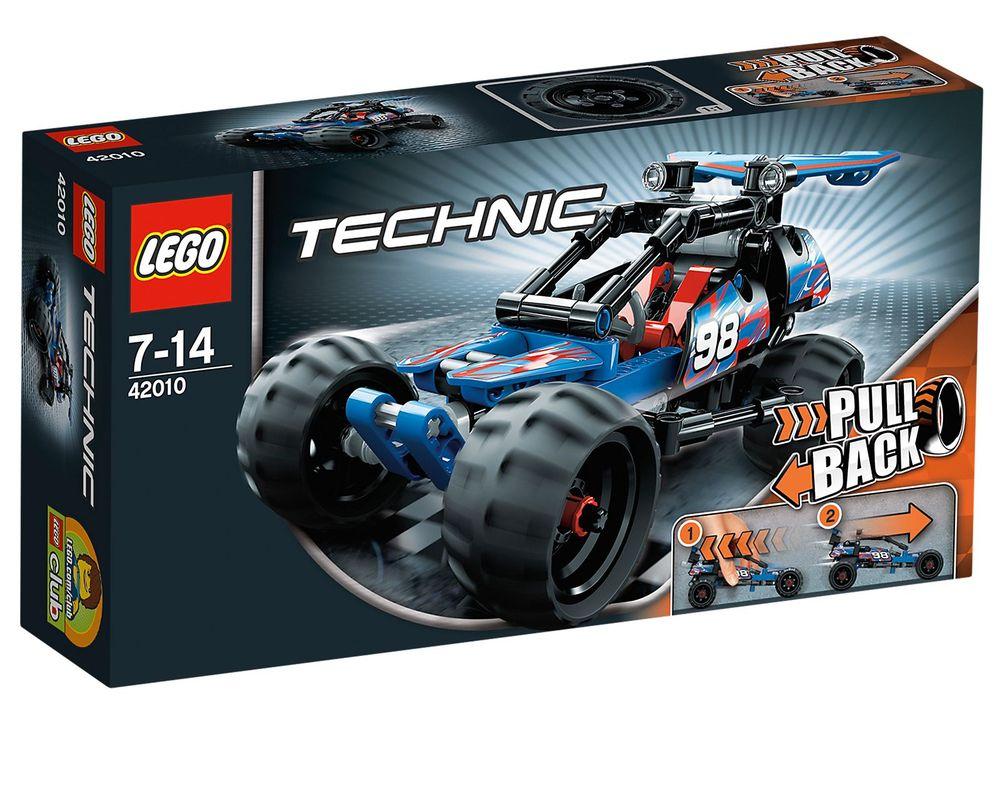 LEGO Set 42010-1 Off-Road Racer