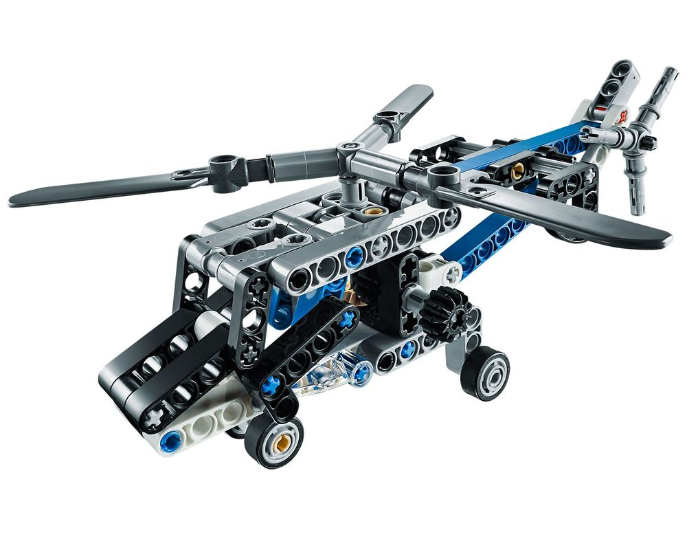 LEGO Set 42020-1 Twin Rotor Helicopter