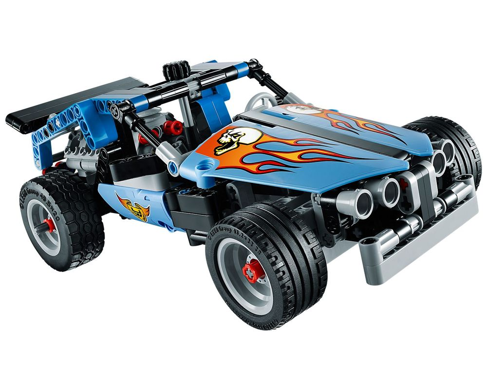 LEGO Set 42022-1 Hot Rod
