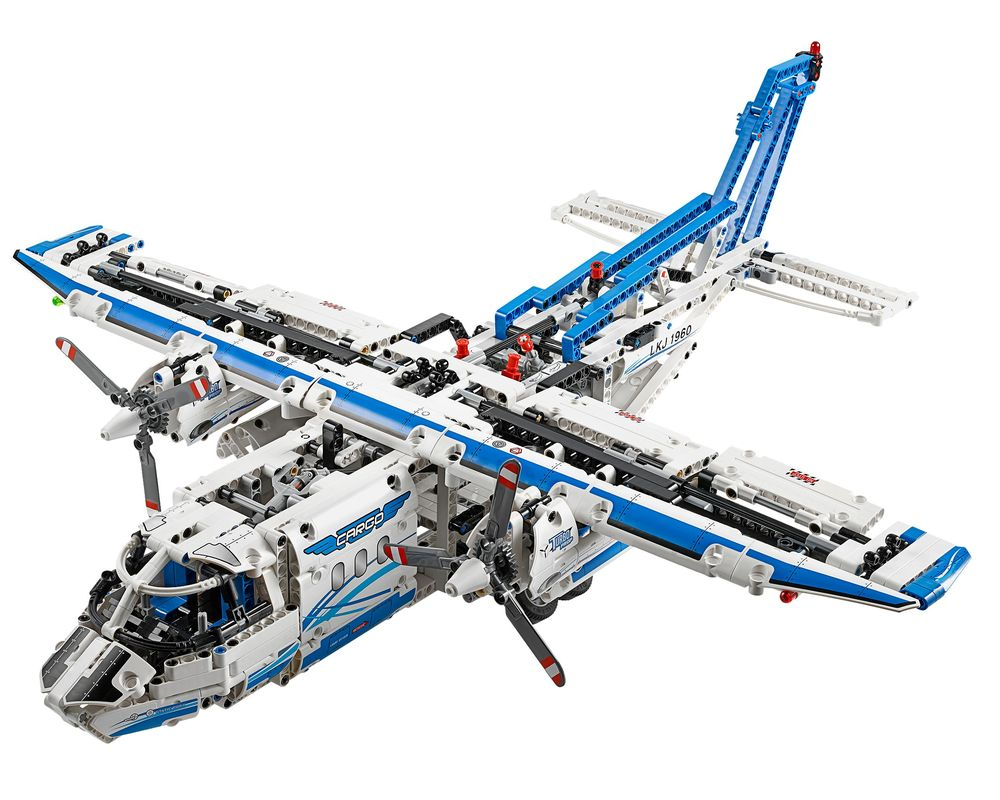 LEGO Set 42025-1 Cargo Plane (Model - A-Model)