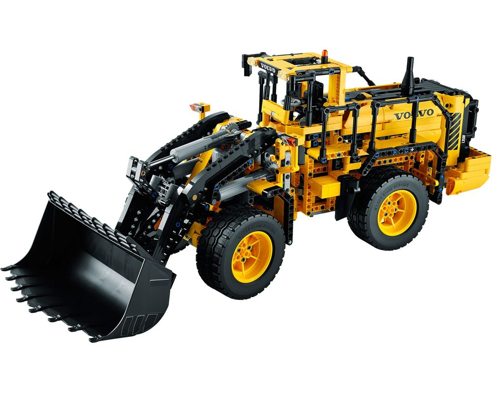 LEGO Set 42030-1 Remote-Controlled Volvo L350F Wheel Loader (Model - A-Model)