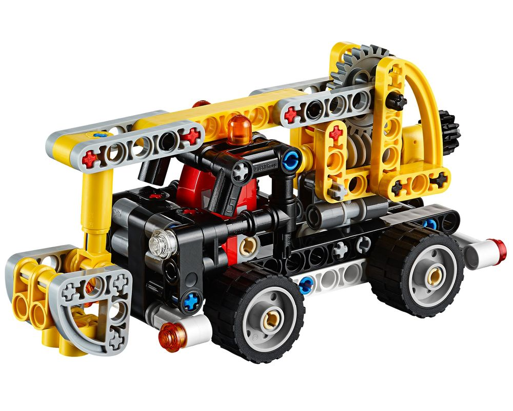 LEGO Set 42031-1 Cherry Picker (Model - A-Model)