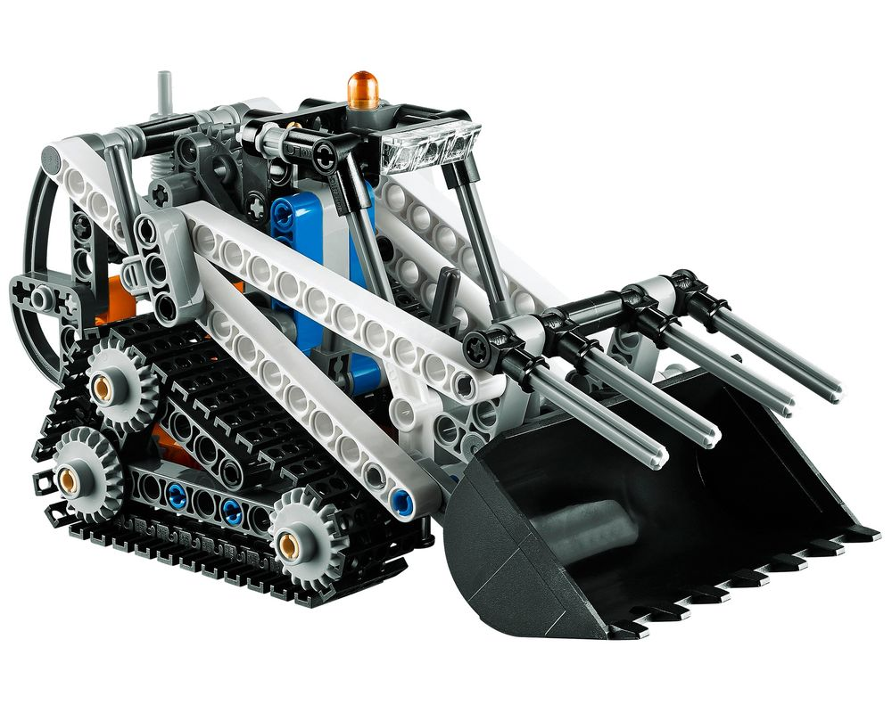 LEGO Set 42032-1 Compact Tracked Loader (Model - A-Model)