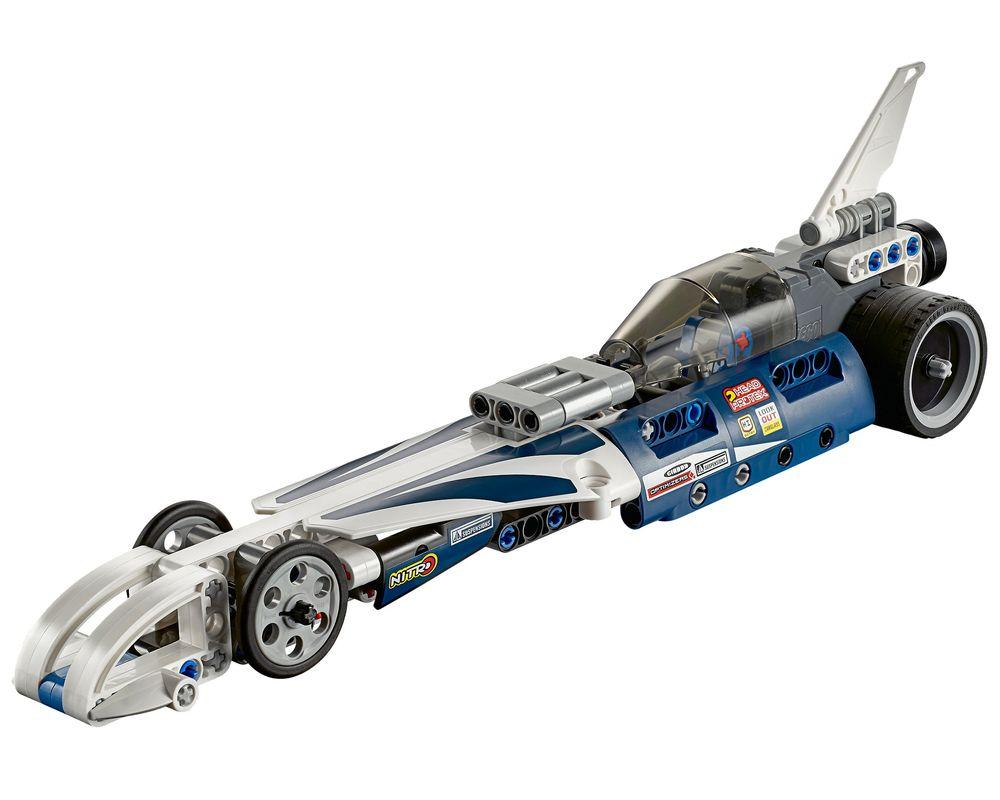 LEGO Set 42033-1 Record Breaker (Model - A-Model)