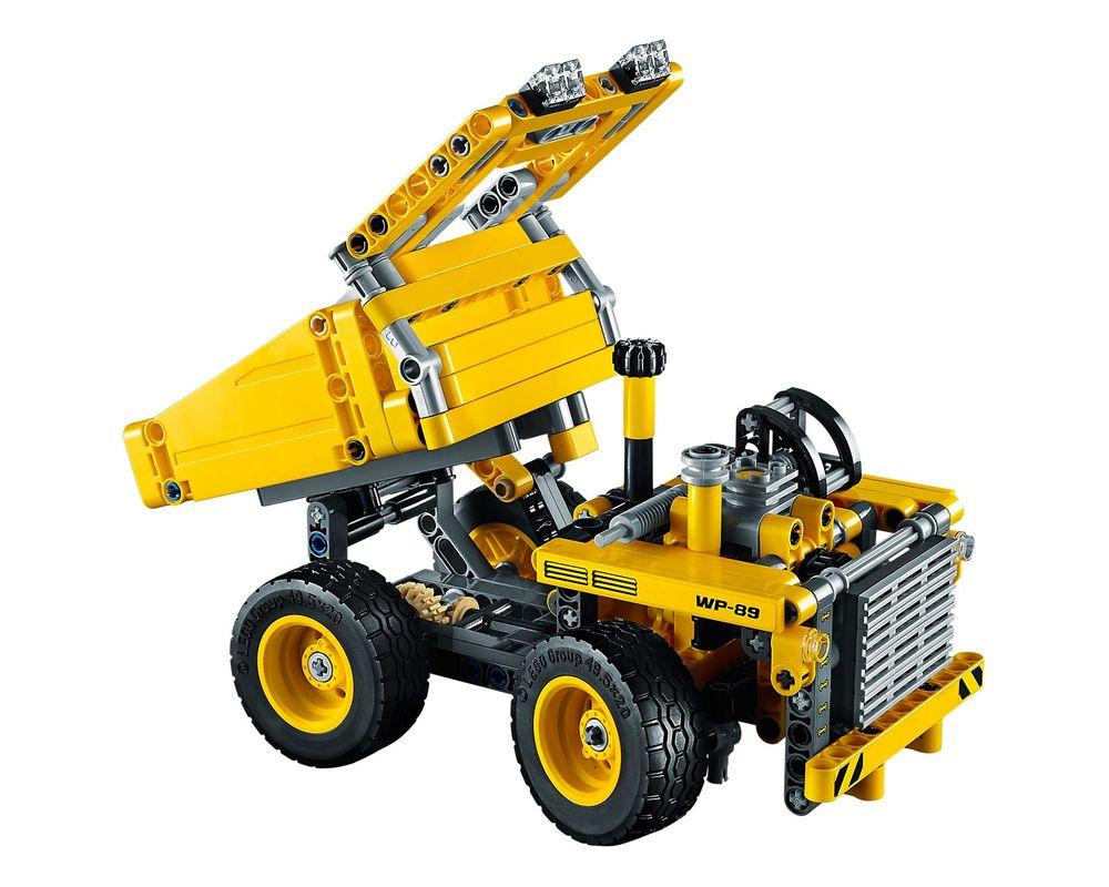 LEGO Set 42035-1 Mining Truck