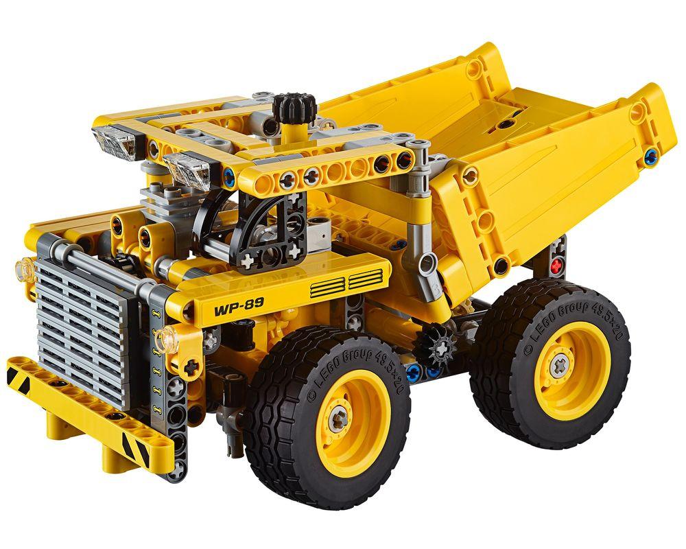 LEGO Set 42035-1 Mining Truck (Model - A-Model)