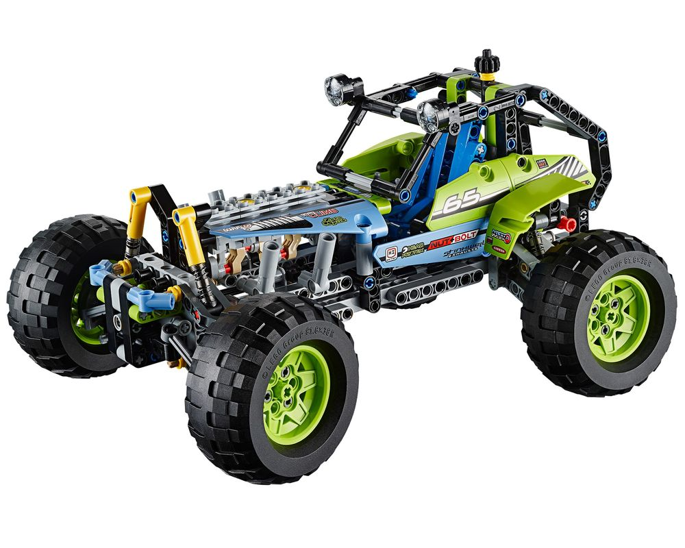 LEGO Set 42037-1 Formula Off-Roader (Model - A-Model)