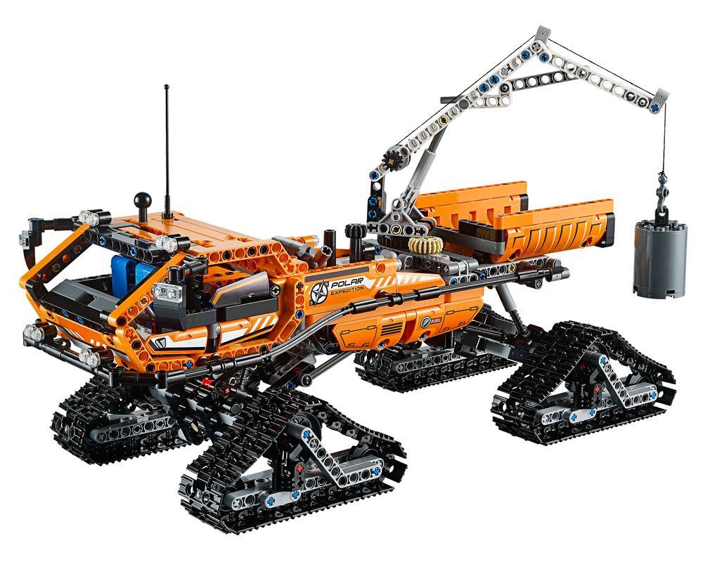 LEGO Set 42038-1 Arctic Truck (Model - A-Model)