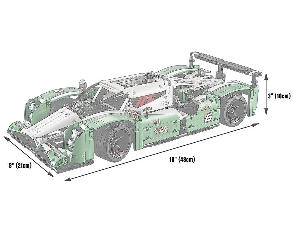 LEGO Set 42039-1 24 Hours Race Car