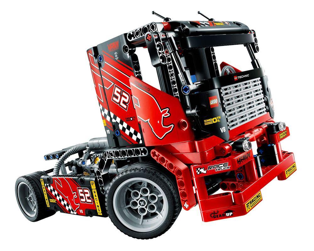 LEGO Set 42041-1 Race Truck