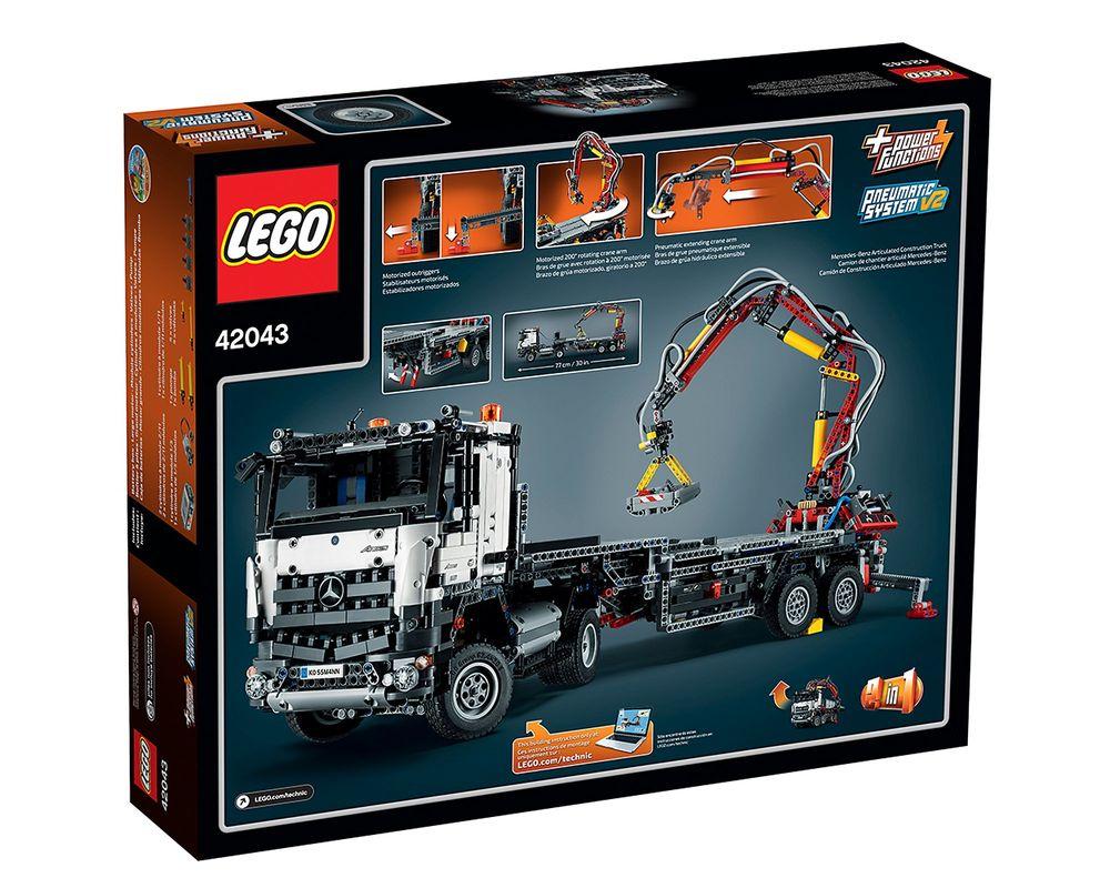 LEGO Set 42043-1 Mercedes Benz Arocs 3245
