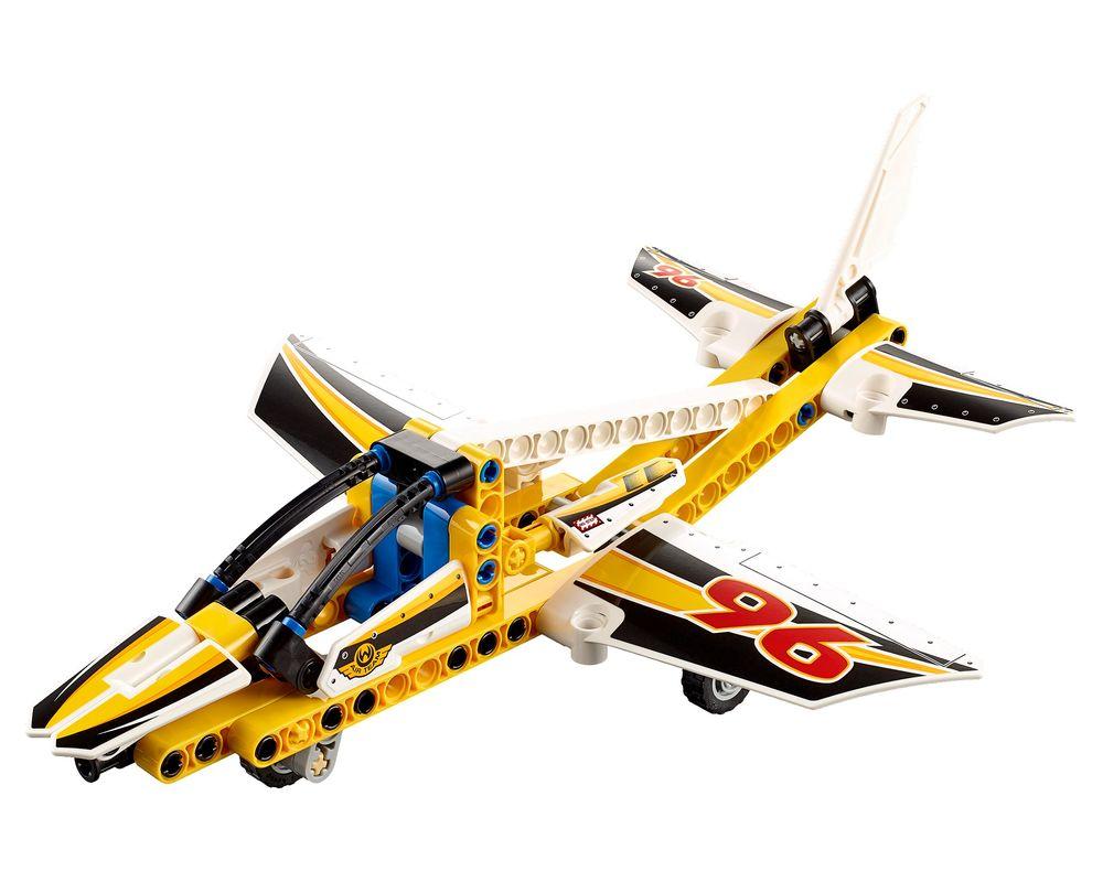 LEGO Set 42044-1 Display Team Jet (Model - A-Model)