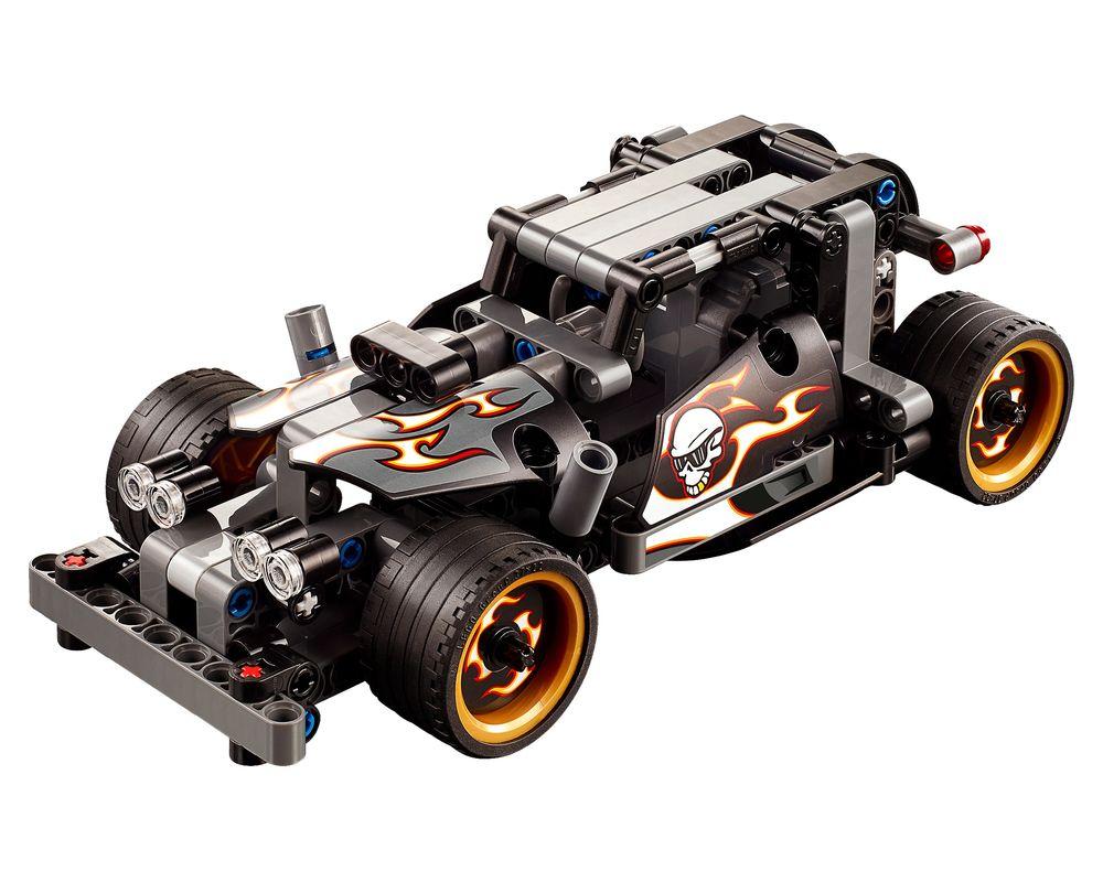 LEGO Set 42046-1 Getaway Racer (Model - A-Model)