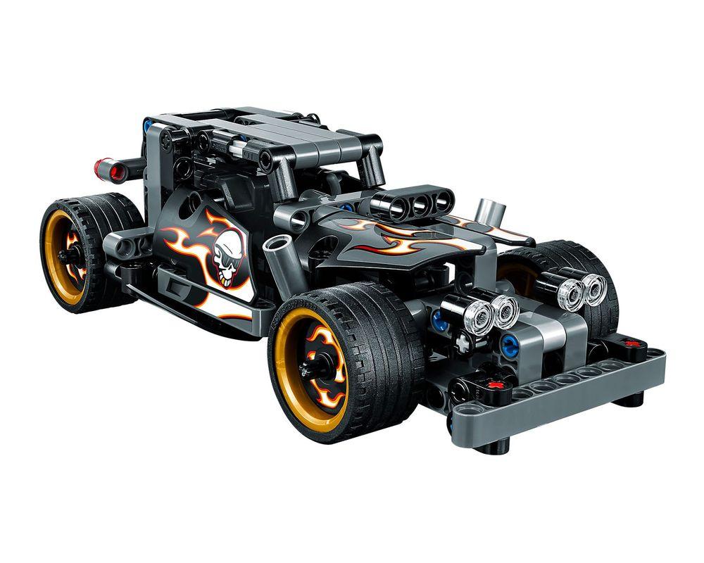 LEGO Set 42046-1 Getaway Racer