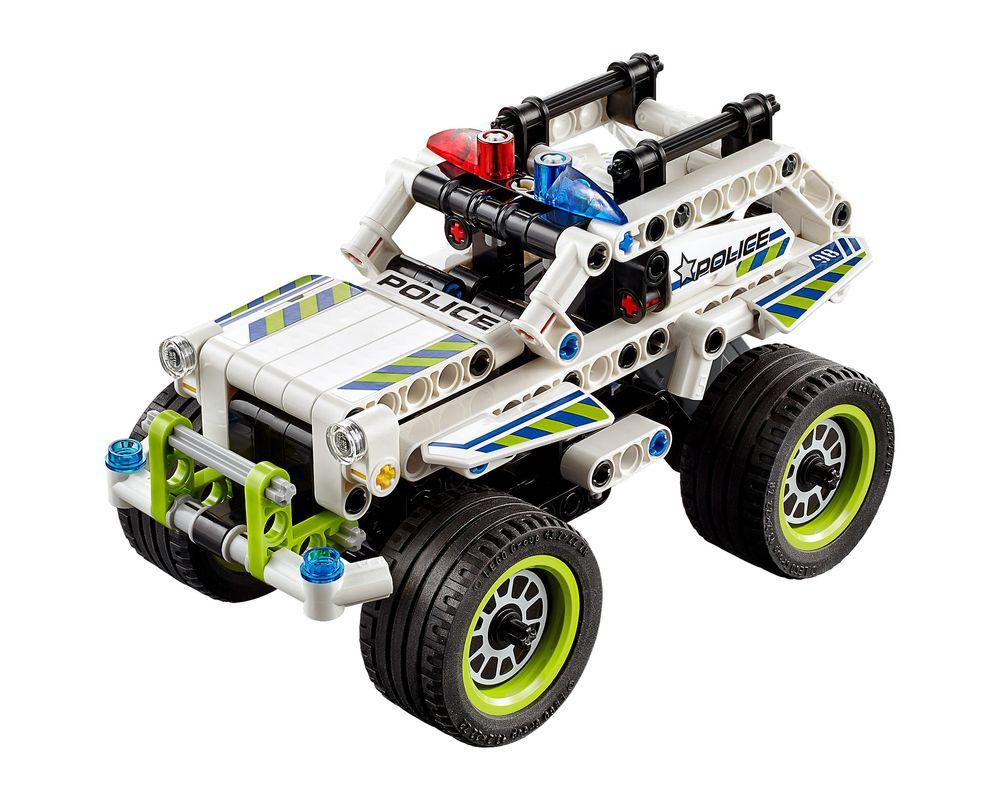 LEGO Set 42047-1 Police Interceptor (LEGO - Model)