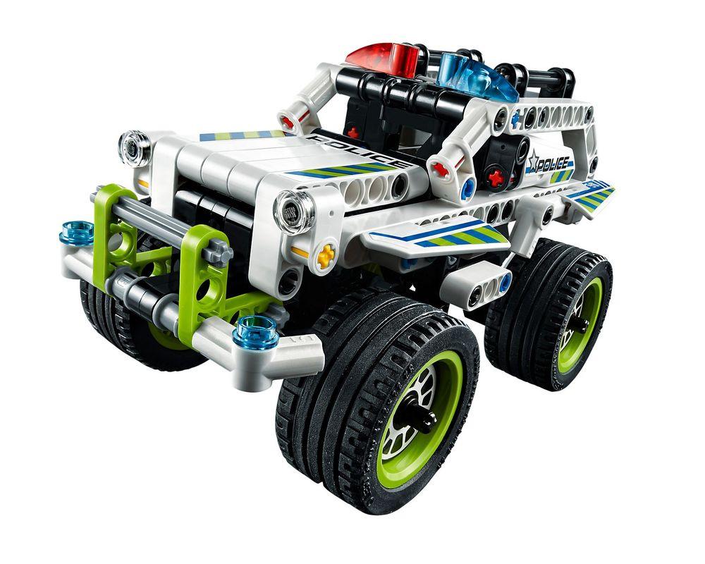 LEGO Set 42047-1 Police Interceptor