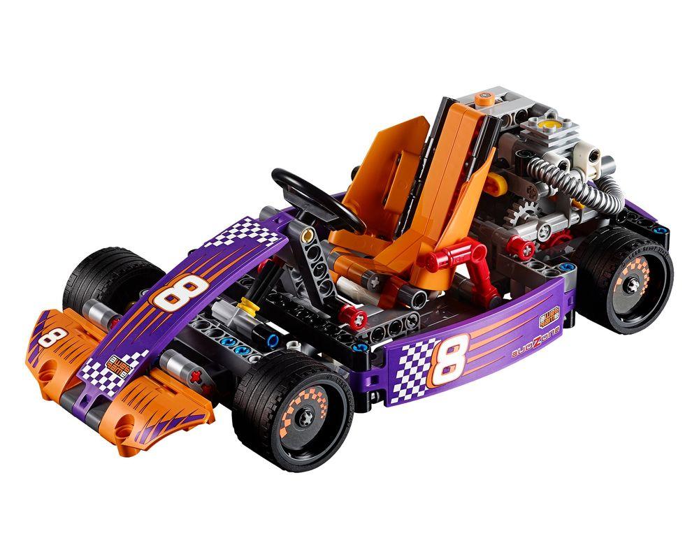 LEGO Set 42048-1 Race Kart (Model - A-Model)
