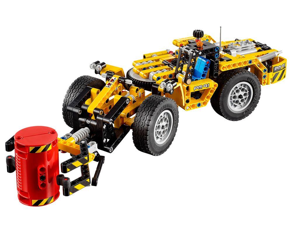 LEGO Set 42049-1 Mine Loader (LEGO - Model)