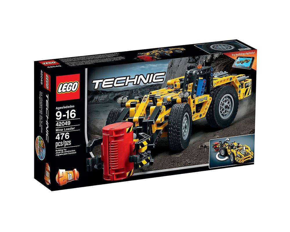 LEGO Set 42049-1 Mine Loader