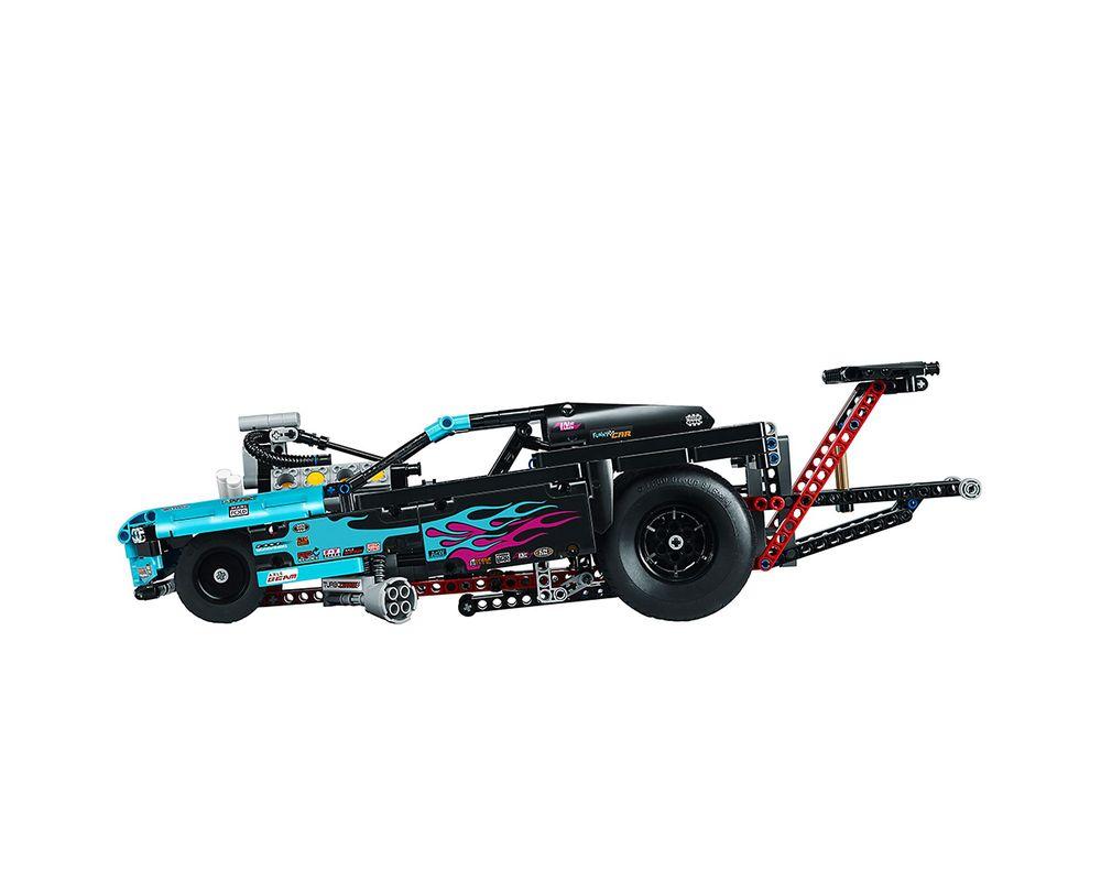 LEGO Set 42050-1 Drag Racer