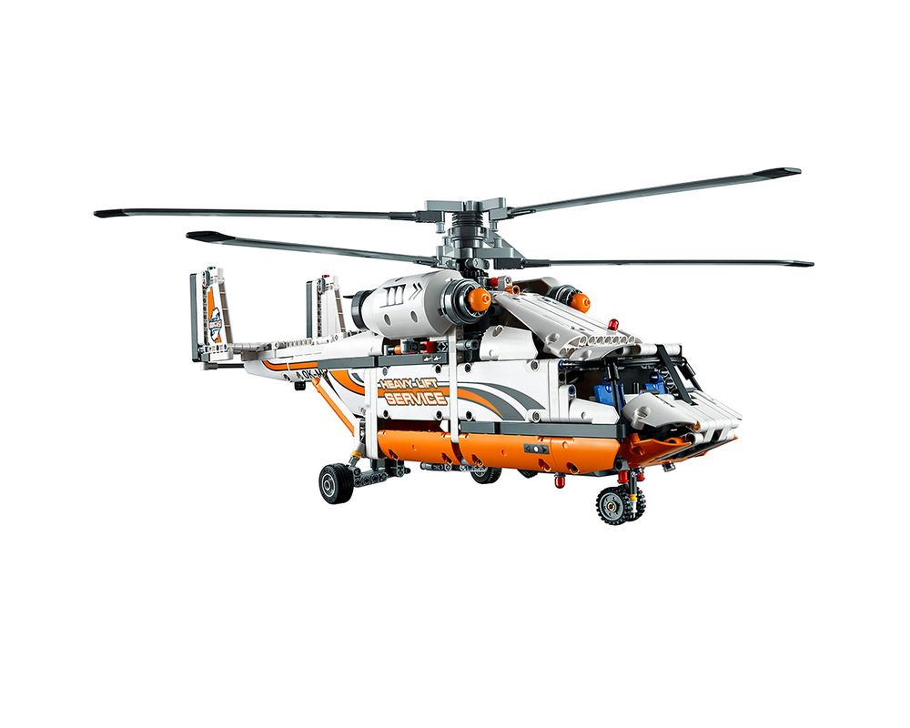 LEGO Set 42052-1 Heavy Lift Helicopter