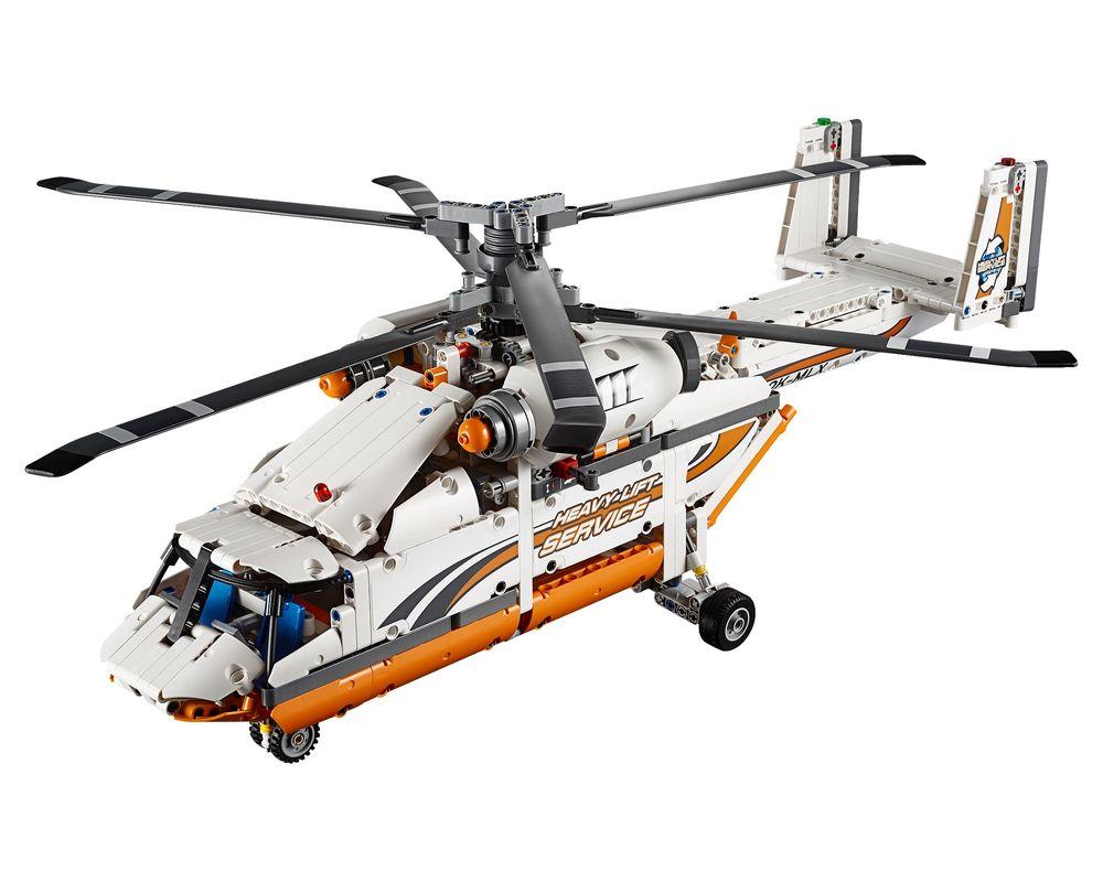 LEGO Set 42052-1 Heavy Lift Helicopter (LEGO - Model)