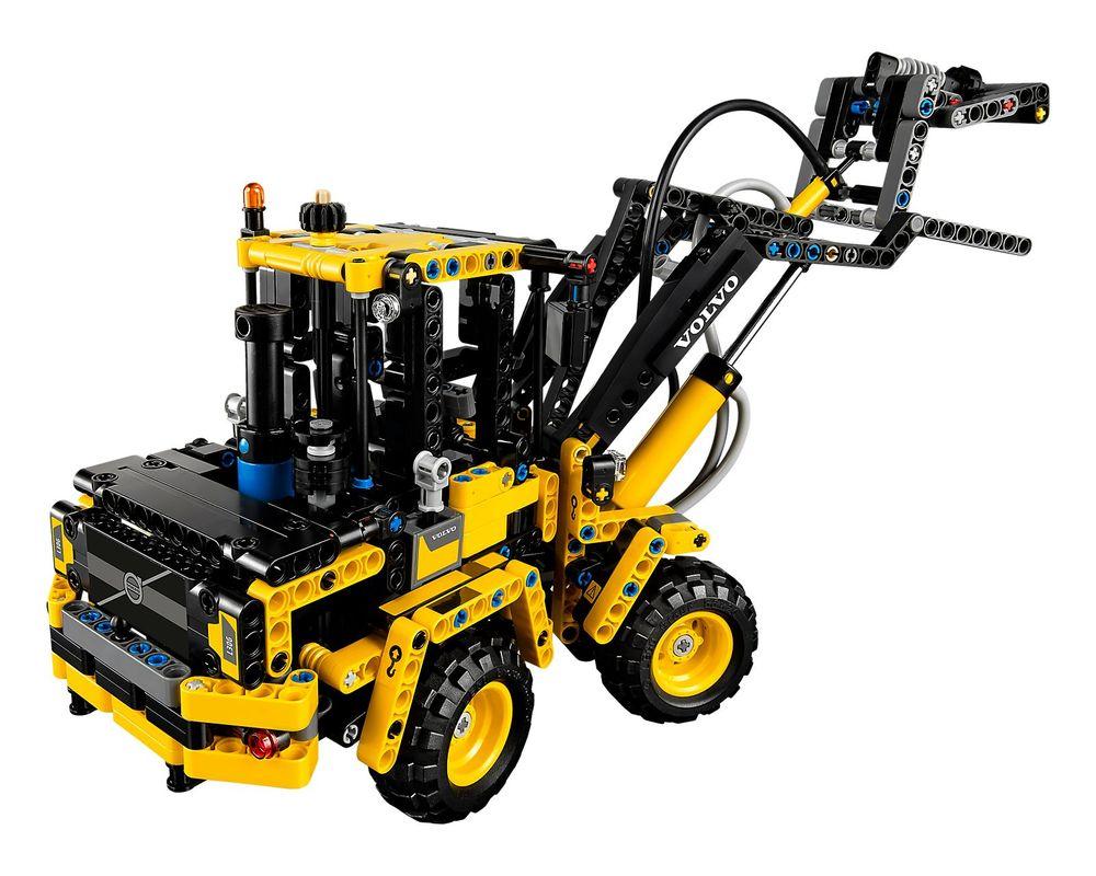 LEGO Set 42053-1 Volvo EW 160E