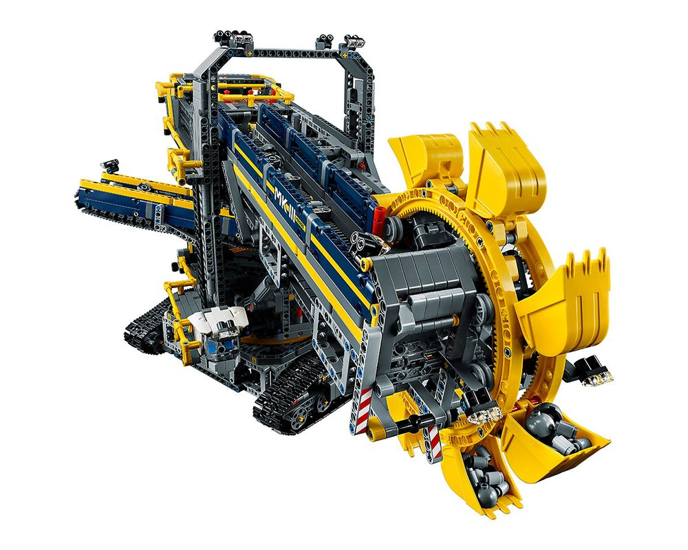 LEGO Set 42055-1 Bucket Wheel Excavator