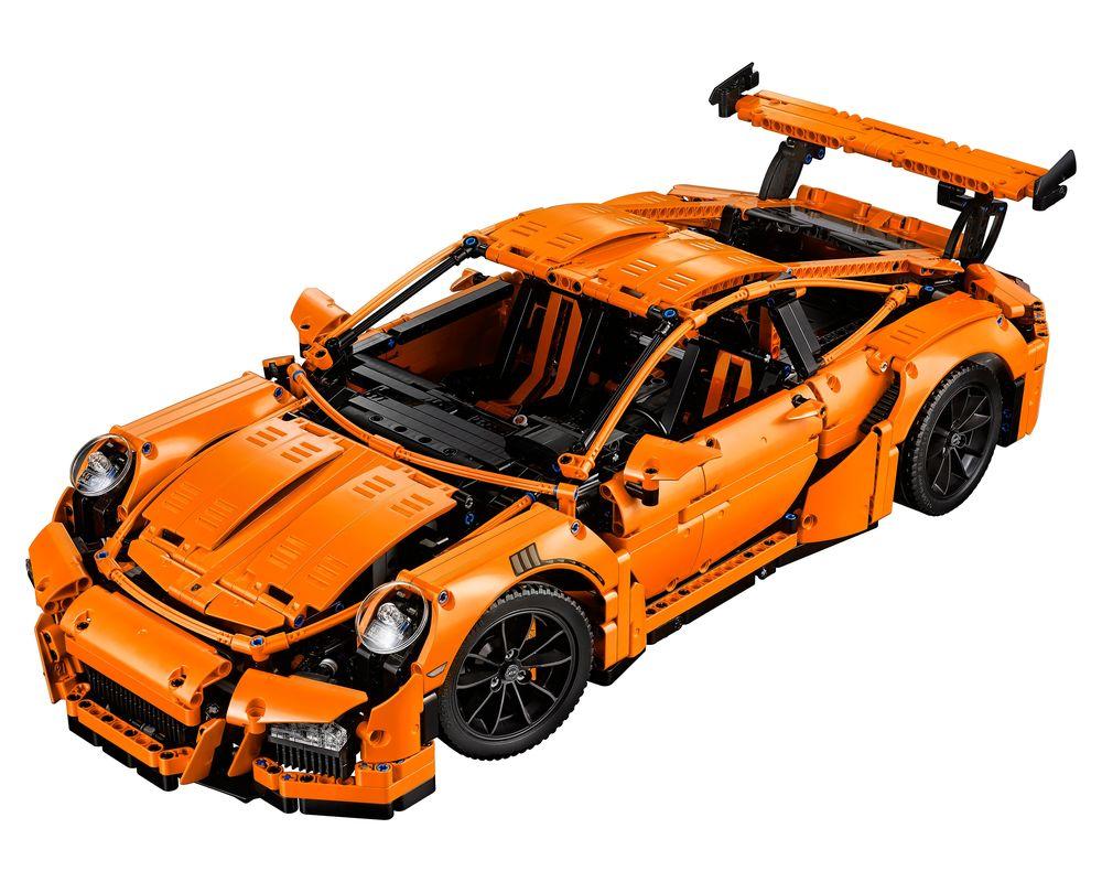 LEGO Set 42056-1 Porsche 911 GT3 RS (LEGO - Model)