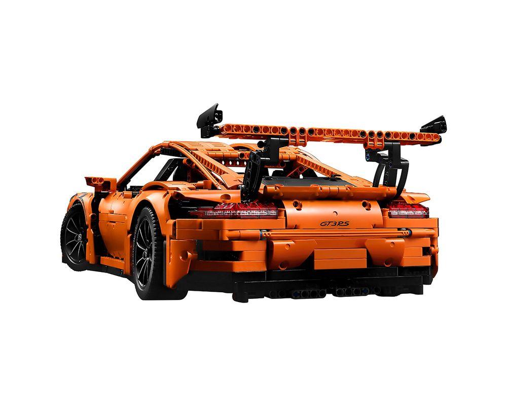 LEGO Set 42056-1 Porsche 911 GT3 RS