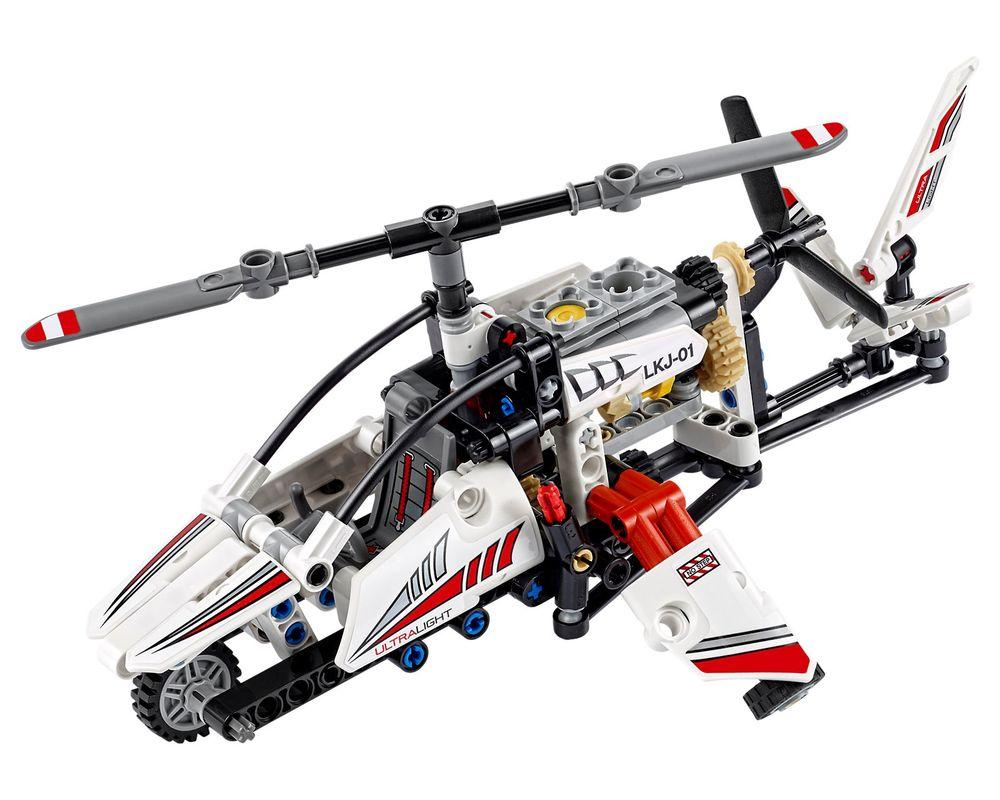 LEGO Set 42057-1 Ultralight Helicopter