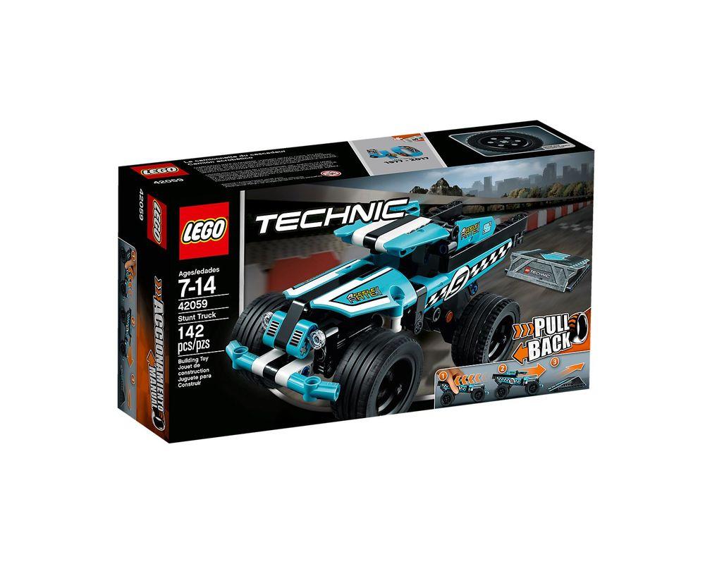 LEGO Set 42059-1 Stunt Truck