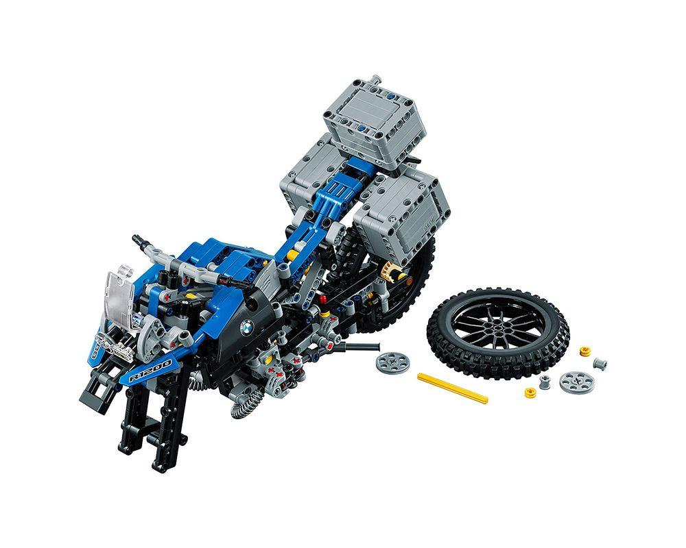 LEGO Set 42063-1 BMW R 1200 GS Adventure