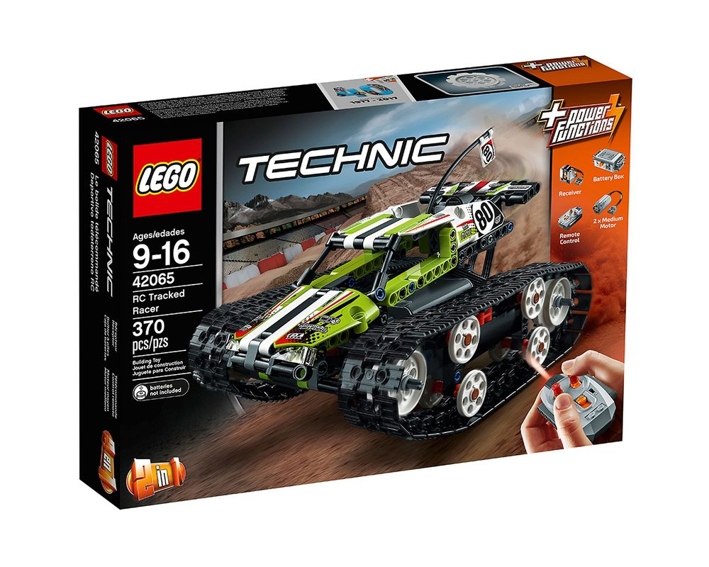 LEGO Set 42065-1 RC Tracked Racer