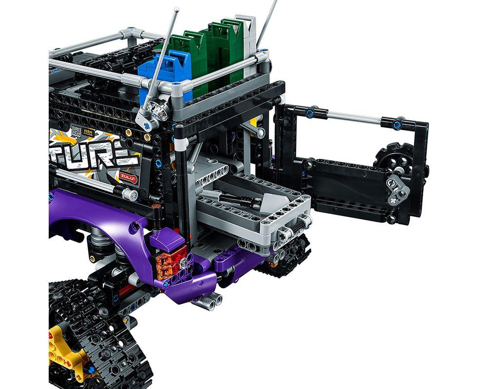 LEGO Set 42069-1 Extreme Adventure