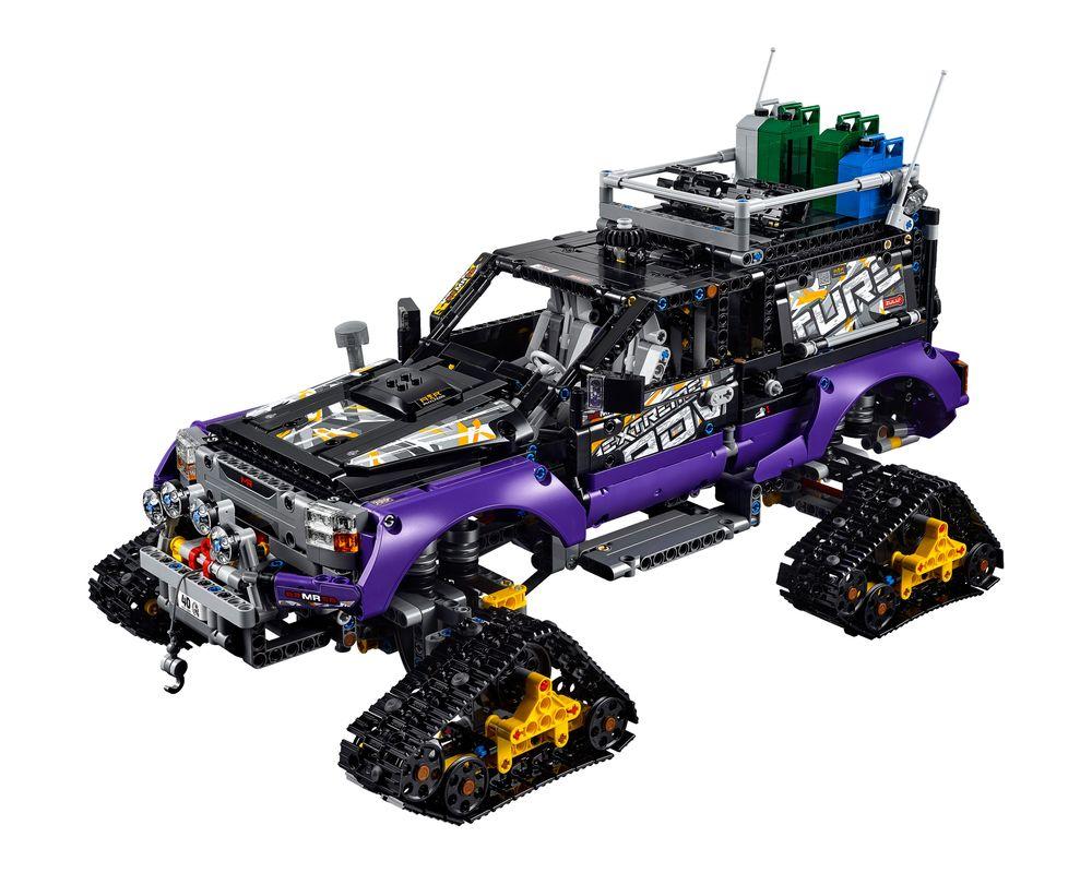 LEGO Set 42069-1 Extreme Adventure (Model - A-Model)