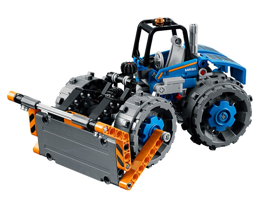 LEGO Set 42071-1 Dozer Compactor (Model - A-Model)