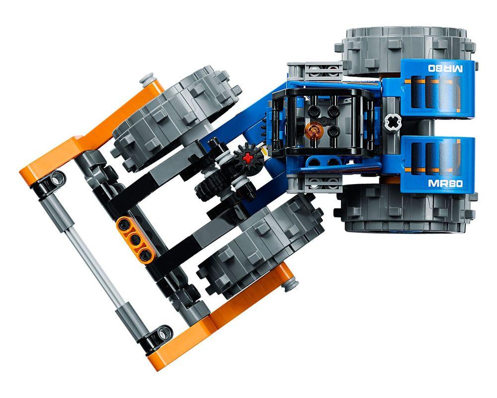 LEGO Set 42071-1 Dozer Compactor